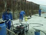 Работы по комплексной гидроизоляции заглубленных поверхностей