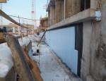 Гидроизоляции подземной части здания