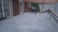 Гидроизоляция террасы дома