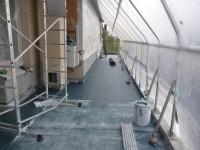 Комплексная гидроизоляция террасы
